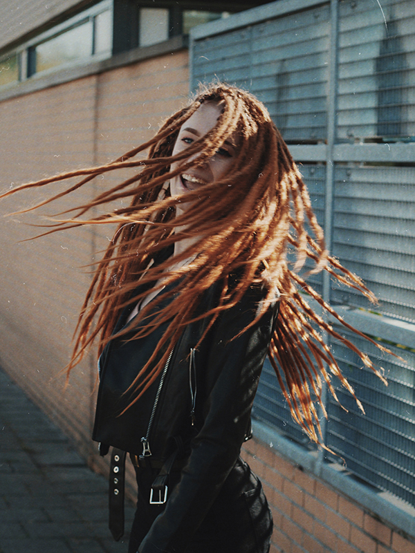 Online course synthetic dreads