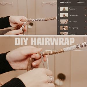 Do It Yourself Hairwrap