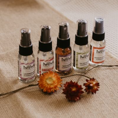 Cleansing Spray Sampler 5 pack